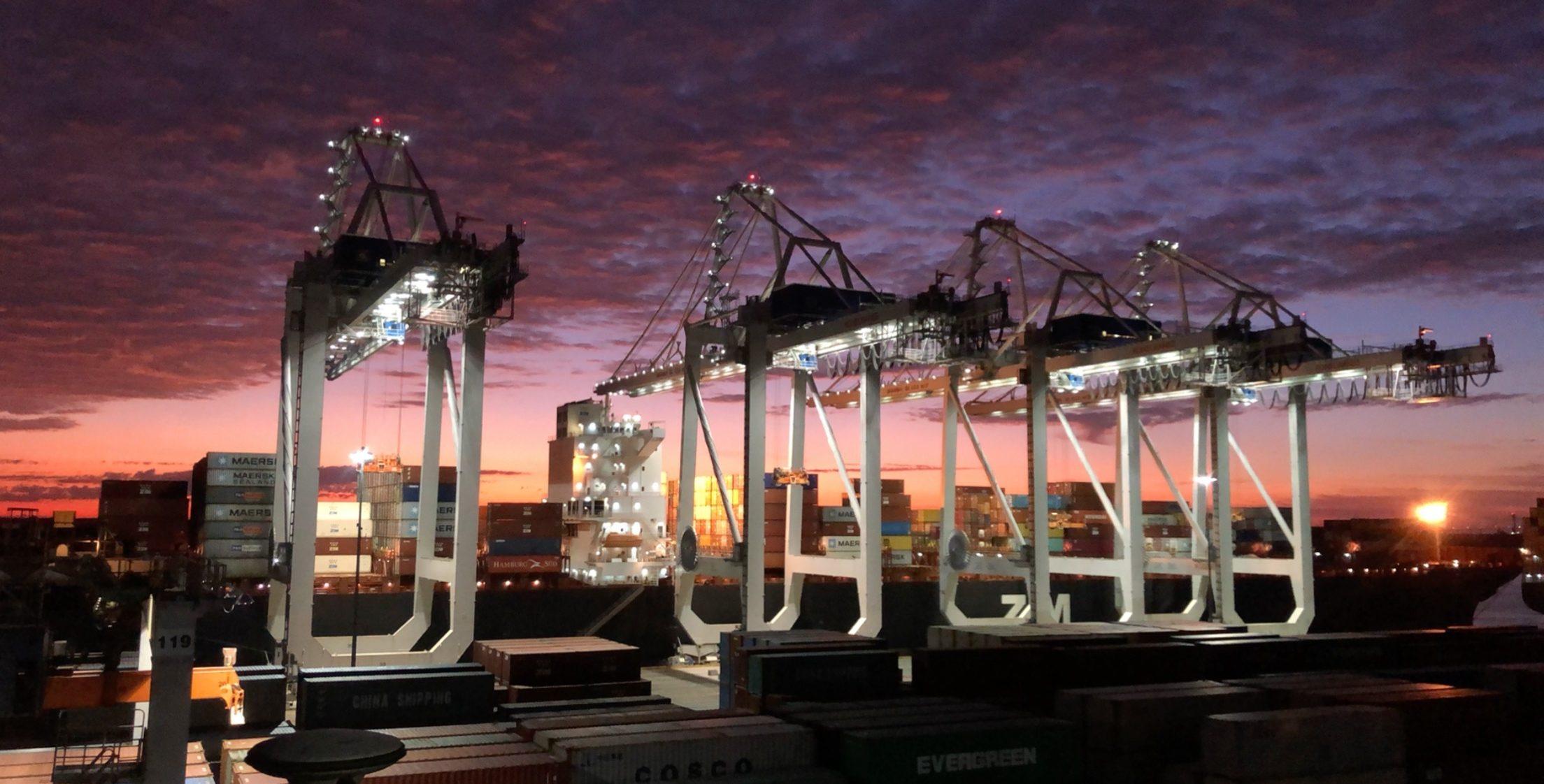 McLaren Containers