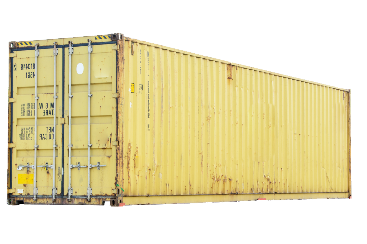 used ship container for sale